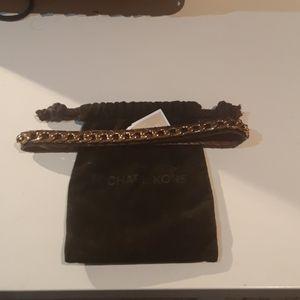 MICHAEL KORS Wrap Around Bracelet